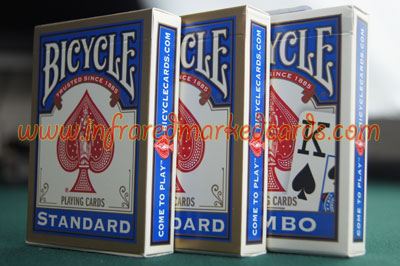Bicycle cartas marcadas