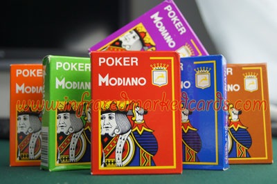 Modiano Cristallo Cartas Marcadas